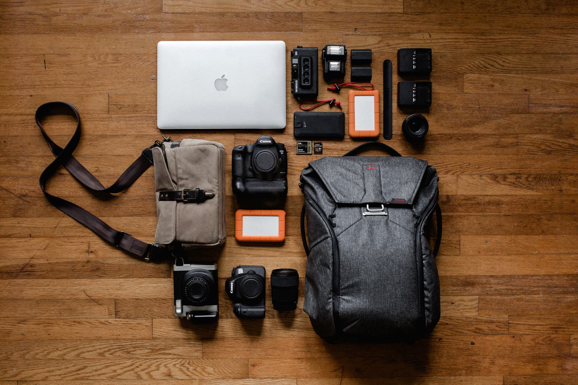 photography equipment accessories